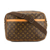 Louis Vuitton Monogram Canvas Reporter GM Bag (Pre Owned)