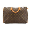 Louis Vuitton Monogram Canvas Speedy 35 Bag (Pre Owned)