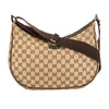 Gucci GG Monogram Canvas Shoulder Bag (Pre Owned)