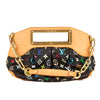 Louis Vuitton Black Monogram Canvas Multicolore Judy PM Bag (Pre Owned)
