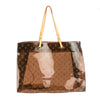 Louis Vuitton Monogram Vinyl Cabas Cruise Tote Bag (Pre Owned)