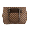 Louis Vuitton Damier Ebene Canvas Parioli PM Bag (Pre Owned)