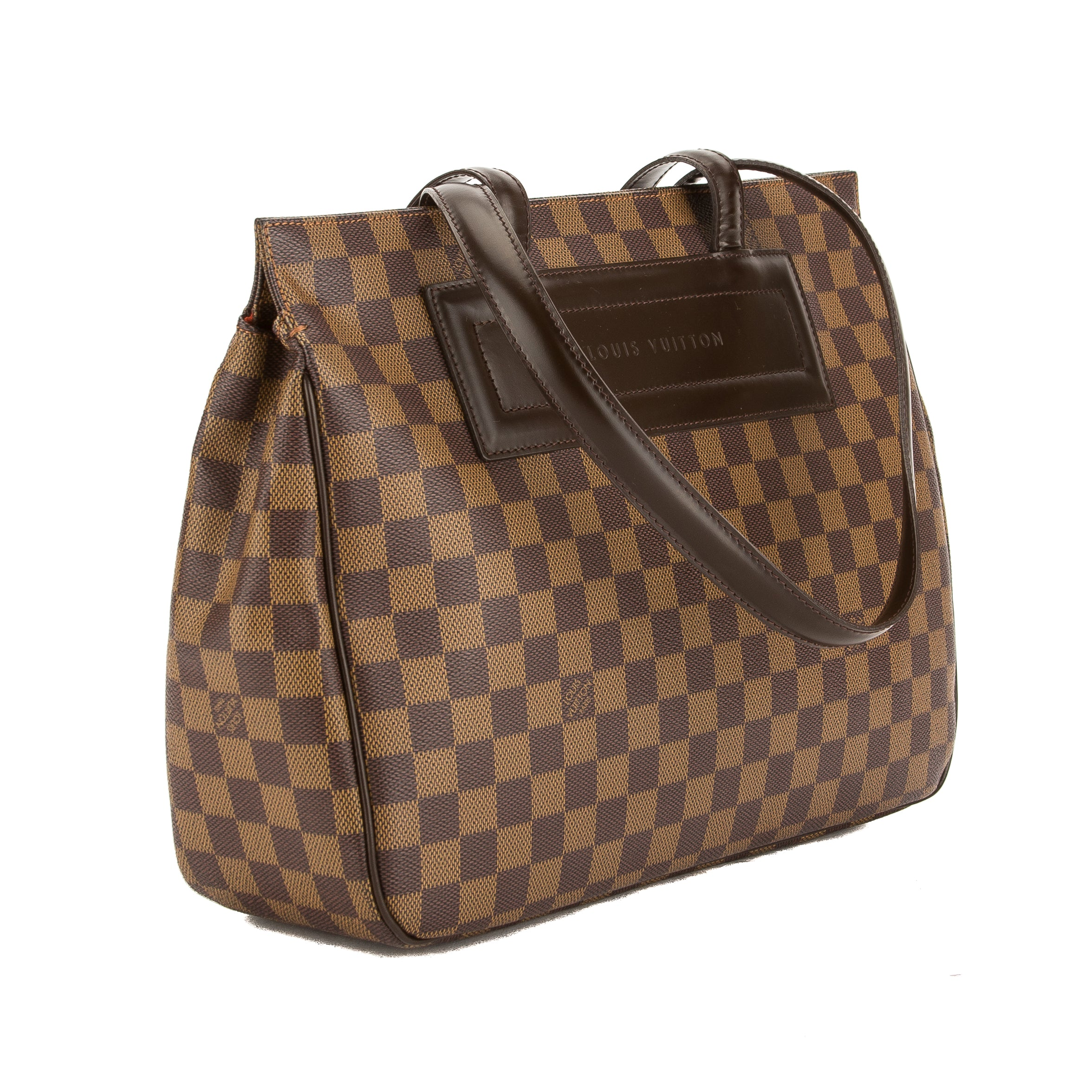 Louis Vuitton Damier Ebene Canvas Parioli PM Bag (Pre Owned) - 3668008  82847a2821f6c