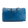 Louis Vuitton Toledo Blue Epi Leather Keepall 45 Boston Bag (Pre Owned)