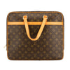 Louis Vuitton Monogram Canvas Porte-Documents Pegase Briefcase (Pre Owned)