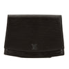 Louis Vuitton Noir Epi Leather Ceinture Tilsitt Pochette Clutch (Pre Owned)