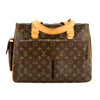Louis Vuitton Monogram Canvas Multipli Cite Bag (Pre Owned)