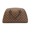 Louis Vuitton Damier Ebene Canvas Ribera MM Bag (Pre Owned)
