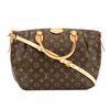 Louis Vuitton Monogram Canvas Turenne MM Bag (Pre Owned)