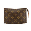 Louis Vuitton Monogram Canvas Toiletry 15 Pouch (Pre Owned)