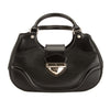 Louis Vuitton Noir Epi Leather Sac Montaigne Bag (Pre Owned)