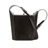 Louis Vuitton Noir Epi Leather Sac Seau Bag (Pre Owned)