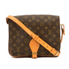Louis Vuitton Monogram Canvas Cartouchiere GM Bag (Pre Owned)
