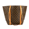 Louis Vuitton Monogram Canvas Sac Shopping Bag (Pre Owned)