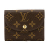 Louis Vuitton Monogram Canvas Helene Wallet (Pre Owned)