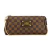 Louis Vuitton Damier Ebene Canvas Eva Bag (Pre Owned)