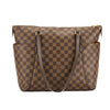 Louis Vuitton Damier Ebene Canvas Totally MM Bag (Pre Owned)