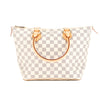 Louis Vuitton Damier Azur Canvas Saleya PM Bag (Pre Owned)