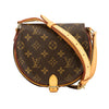 Louis Vuitton Monogram Canvas Tambourine Bag (Pre Owned)