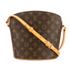 Louis Vuitton Monogram Canvas Drouot Bag (Pre Owned)