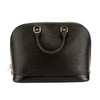 Louis Vuitton Noir Epi Leather Alma Bag (Pre Owned)