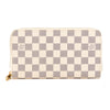 Louis Vuitton Damier Azur Canvas Zippy Organiser (Pre Owned)