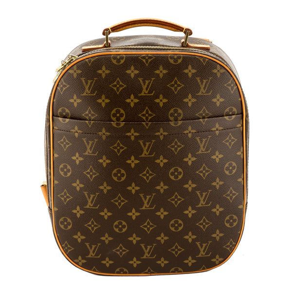 acfb9a4be5a5 Louis Vuitton Monogram Canvas Sac A Dos Packall Bag (Pre Owned ...