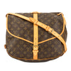 Louis Vuitton Monogram Canvas Saumur 35 Bag (Pre Owned)