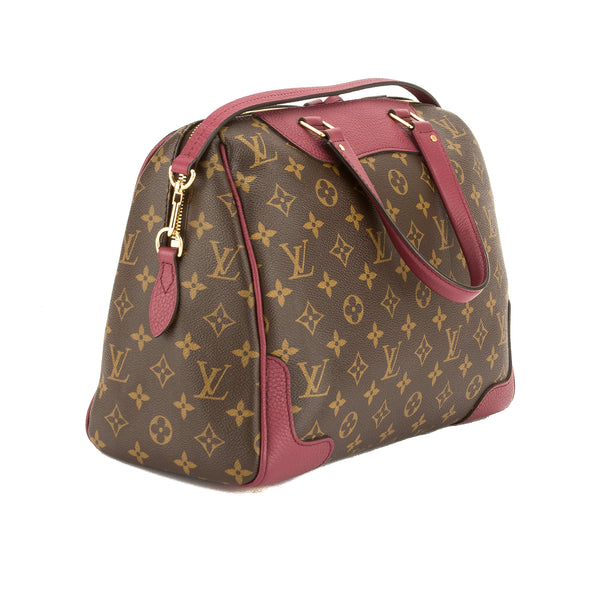 Louis Vuitton Raisin Monogram Canvas Retiro PM Bag (Pre Owned)