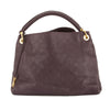 Louis Vuitton Raisin Monogram Empreinte Leather Artsy MM Bag (Pre Owned)