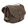 Louis Vuitton Ebene Monogram Mini Lin Canvas Saumur 30 Bag (Pre Owned)