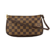 Louis Vuitton Damier Ebene Canvas Navona Bag (Pre Owned)