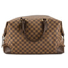 Louis Vuitton Damier Ebene Canvas Vaslav Boston Bag (Pre Owned)