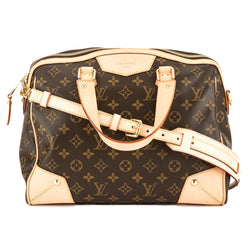 Louis Vuitton Monogram Canvas Retiro PM Bag (Pre Owned)