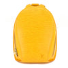 Louis Vuitton Tassil Yellow Epi Leather Mabillon Backpack (Pre Owned)