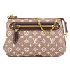 Louis Vuitton Sepia Monogram Idylle Canvas Mini Pochette Accessoires Bag (Pre Owned)