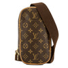 Louis Vuitton Monogram Canvas Pochette Gange Bag (Pre Owned)