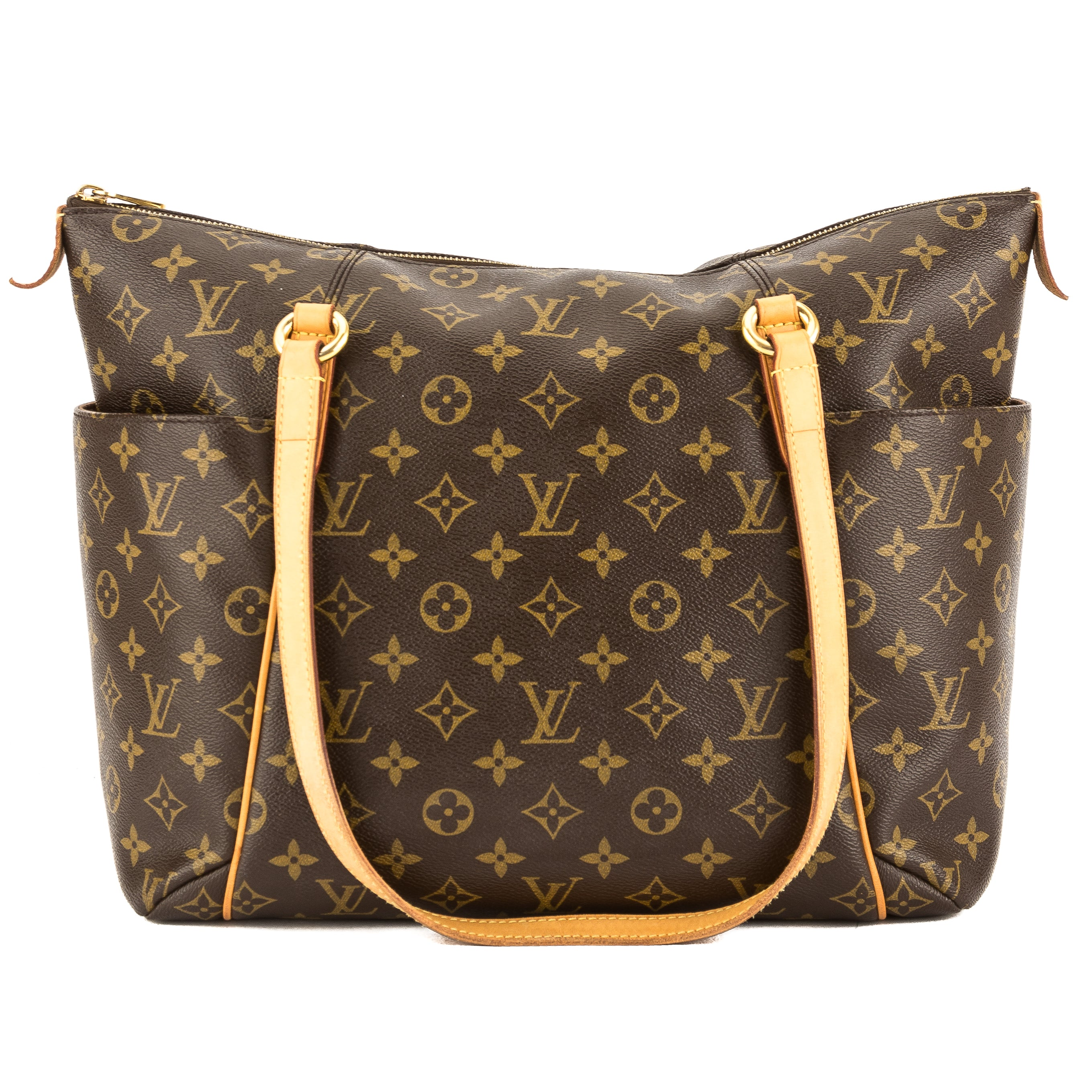 fbf93cb58100 Louis Vuitton Monogram Canvas Totally MM Bag (Pre Owned) - 3754008 ...