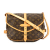 Louis Vuitton Monogram Canvas Saumur 30 Bag (Pre Owned)