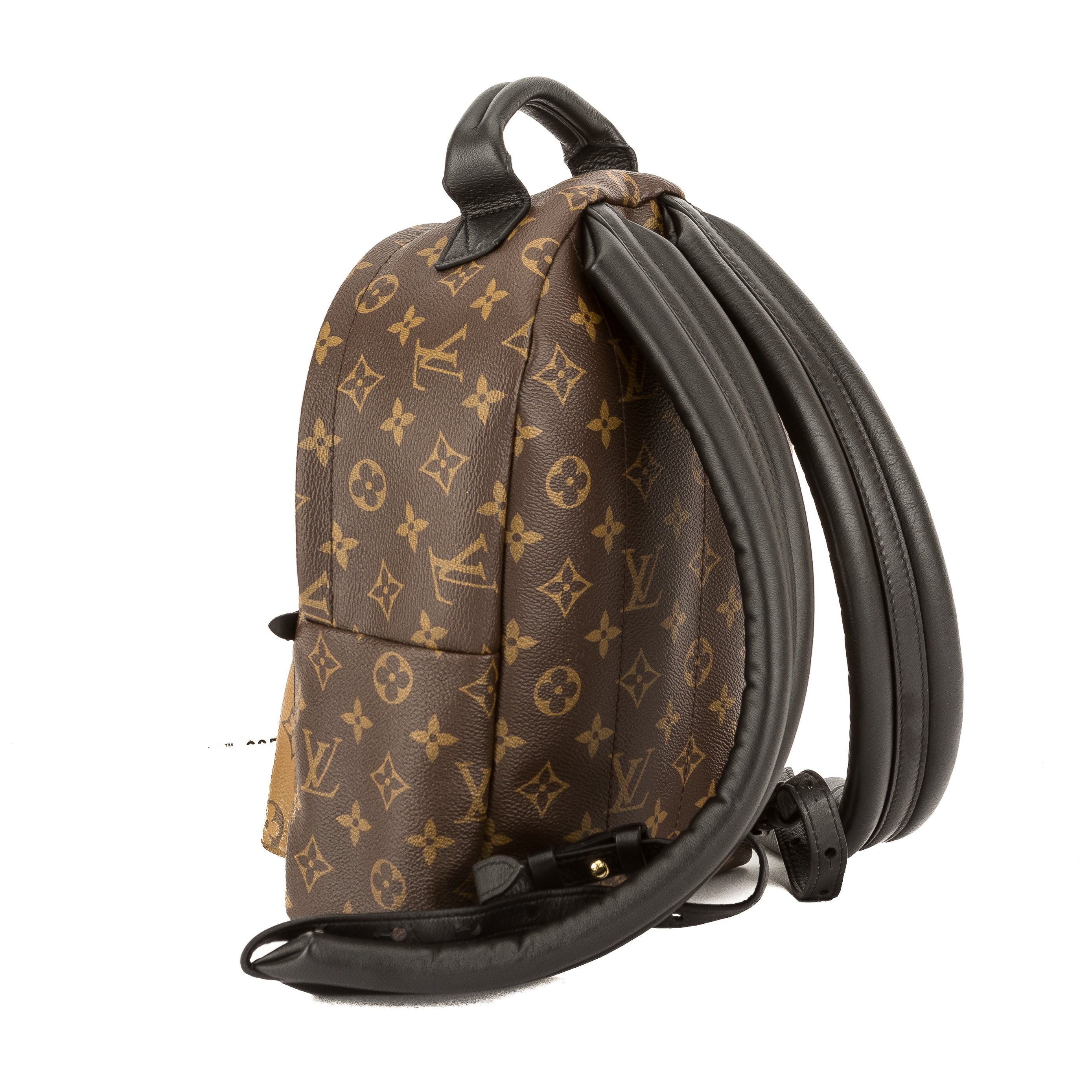 845d8694a0 Louis Vuitton Monogram Reverse Canvas Palm Springs PM Backpack (Pre Owned)