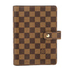 Louis Vuitton Damier Ebene Canvas Agenda MM Cover (Pre Owned)