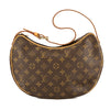 Louis Vuitton Monogram Canvas Croissant MM Bag (Pre Owned)