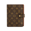 Louis Vuitton Monogram Canvas Agenda MM Cover (Pre Owned)