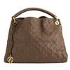 Louis Vuitton Ombre Monogram Empreinte Leather Artsy MM Bag (Pre Owned)