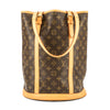 Louis Vuitton Monogram Canvas Bucket GM Bag (Pre Owned)