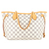 Louis Vuitton Damier Azur Canvas Neverfull PM Bag (Pre Owned)