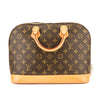 Louis Vuitton Monogram Canvas Alma Bag (Pre Owned)