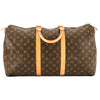 Louis Vuitton Monogram Canvas Keepall 50 Bag (3818020)