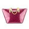 Louis Vuitton Violet Monogram Vernis Leather Bellevue PM Bag (Pre Owned)