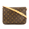 Louis Vuitton Monogram Canvas Musette Tango Short Strap Bag (Pre Owned)